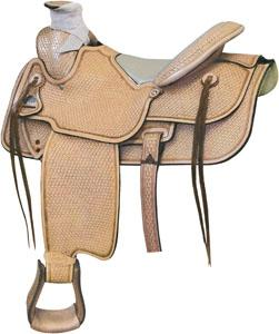 Billy Cook Saddlery Idaho Wade Saddle