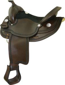 Saddlesmith Of Texas Riverside Gaited Horse Saddle