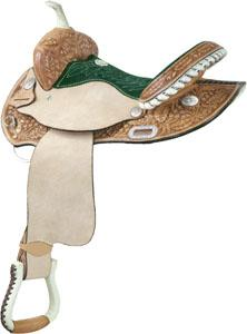 Billy Cook Saddlery Holly Racer Round Skirt Saddle