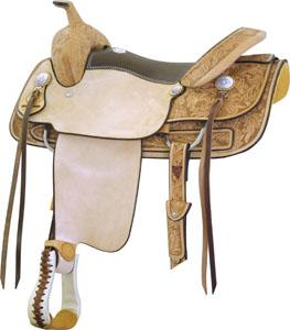 Billy Cook Saddlery Cut N'Penner Saddle