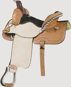 Billy Cook Saddlery Carlos Combo Saddle