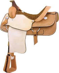 Billy Cook Saddlery Cowtown Roper Saddle