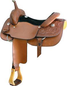 Billy Cook Saddlery Charlie Ashcraft Cutter Saddle