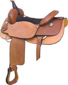 Billy Cook Saddlery Ashcraft Cutter Saddle