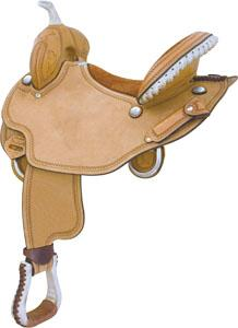 Billy Cook Saddlery Sweet 16 Saddle