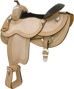 Billy Cook Saddlery Stillwater Saddle
