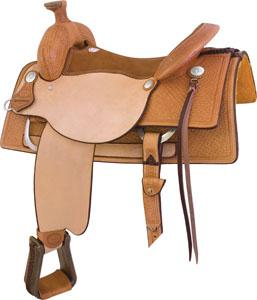 Billy Cook Saddlery Kingston Saddle