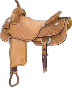 Billy Cook Saddlery Ballinger Ranch Cutter Saddle