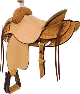 Saddlesmith Of Texas Sheridan Saddle