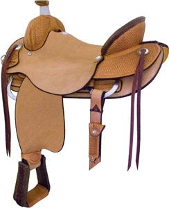Billy Cook Saddlery Trinidad Saddle