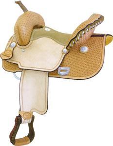 Billy Cook Saddlery Cheyenne Saddle