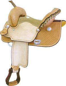 Billy Cook Saddlery Cheyenne Saddle