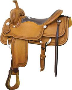 Billy Cook Saddlery Salem Saddle