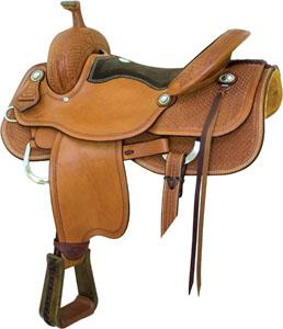 Billy Cook Saddlery Peyton Saddle