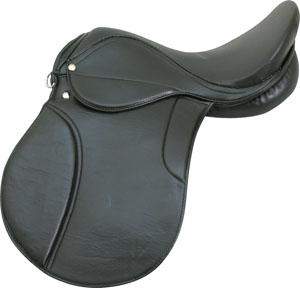 Abetta Synthetic English All Purpose Saddle