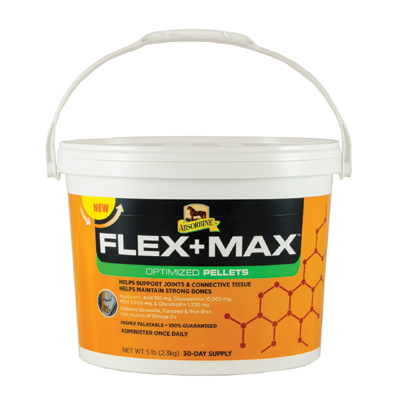 Absorbine Flex + Max Optimized Pellets