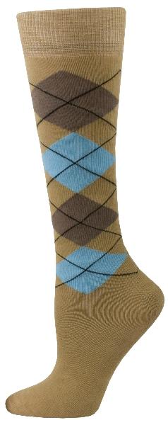 Gatsby Girl Argyle Collection Socks