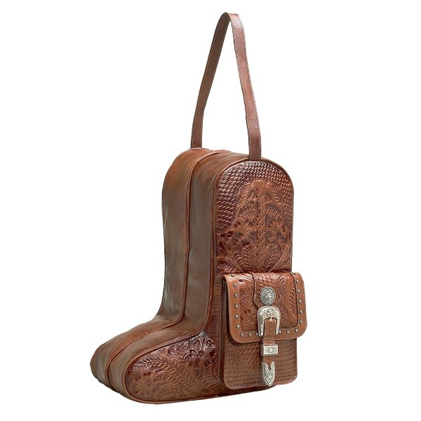 AMERICAN WEST Retro Romance Boot Bag