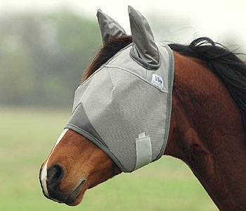 Crusader Fly Mask - Standard with Ears
