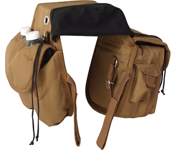 CASHEL English Rear Saddle Bag