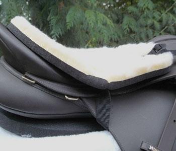 English Fleece Tush Cushion