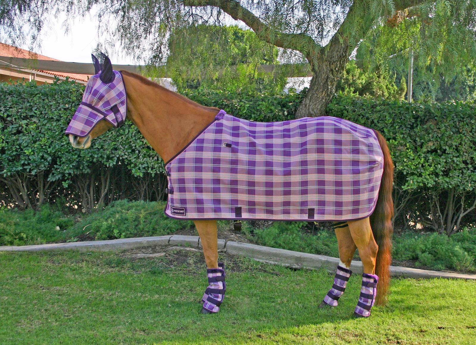 Kensington Traditional Cut Textilene Protective Fly Sheet