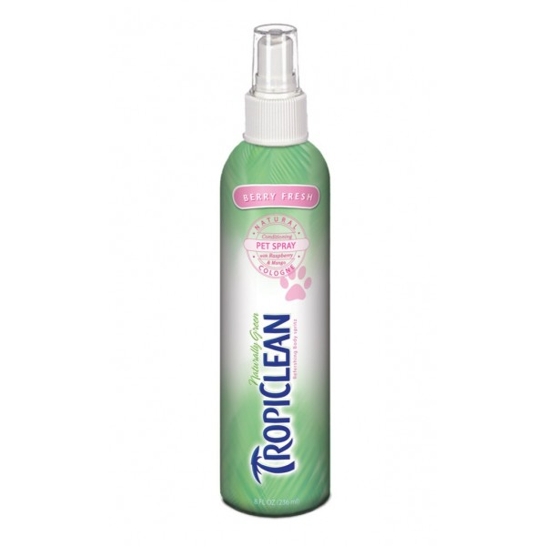 Tropiclean Pet Cologne - Berry Fresh