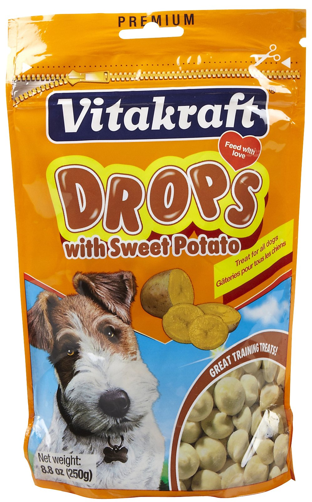 Vitakraft Drops Dog Treat
