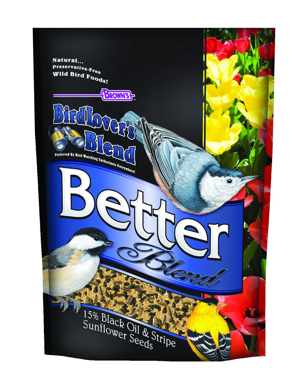 Brown's Bird Lovers Blend Better Blend
