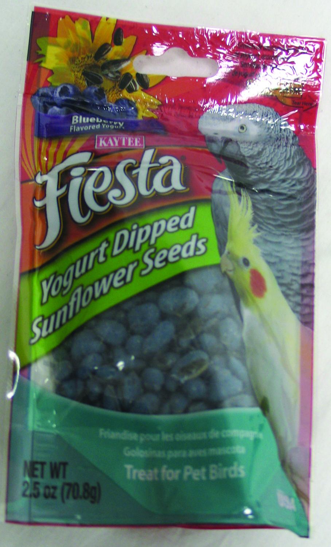 Kaytee Fiesta Yogurt Dipped Sunflower Seeds