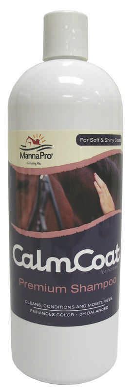 Mann Pro Calm Coat Premium Equine Shampoo