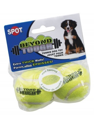SPOT Beyond Tough Small Tennis Balls