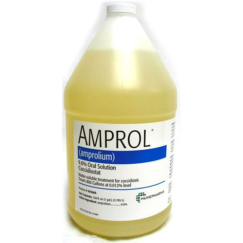 Amprolium 9.6% Oral Solution