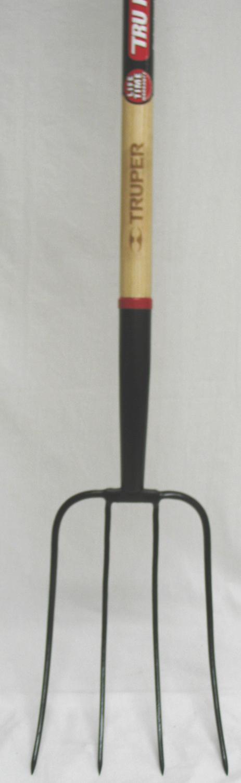 Truper Trupro 4-Tine Manure Fork - 65