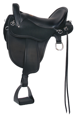 TUCKER GEN II Bayou Plantation Saddle