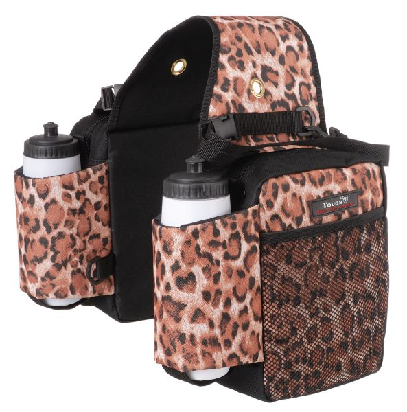 Tough-1 Print Saddle Bag/Water Bottle/Gear Carrier