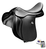 NEW 2012 Bates CAIR All Purpose Saddle