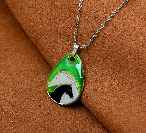Horses Magic Necklace