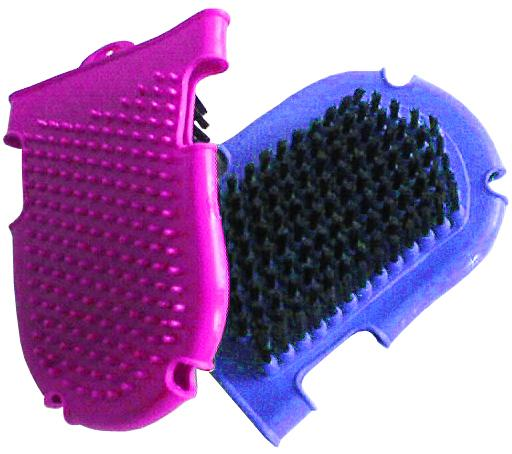 Perri's Rubber Wash Mitt