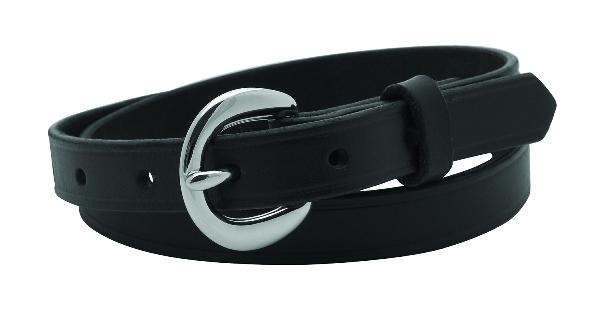 "Perri's 3/4"" Leather Belt"