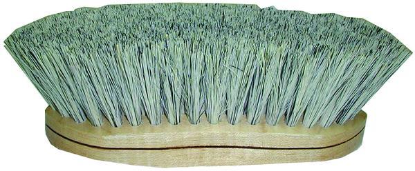 Perri's Medium Bristle Brush/Wooden Handle