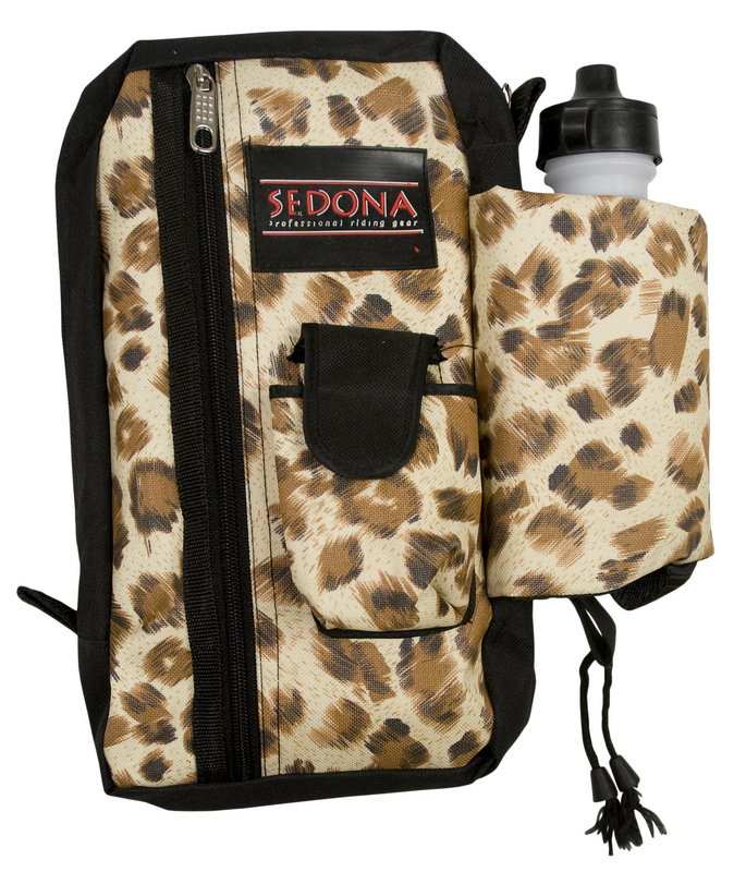 Sedona Horn Bag with Water Bottle