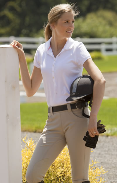 "FITS ""Beka"" Ladies Knee Patch Breech"