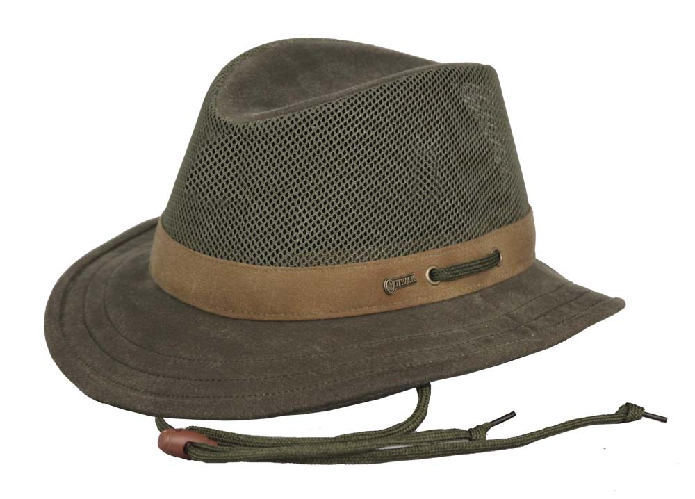 Outback Trading Mesh Willis Hat