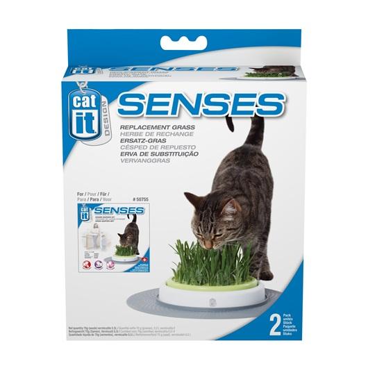 Catit Design Senses Garden Refill 2 Pk