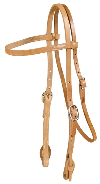 TORY LEATHER Quick Change Browband Headstall