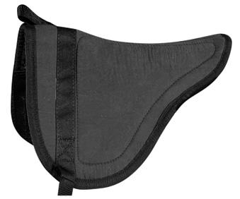 REINSMAN Contour Bareback Microsuede Pad - Tacky Too