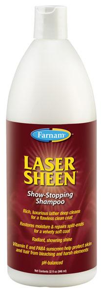 Laser Sheen Show-Stopping Shampoo