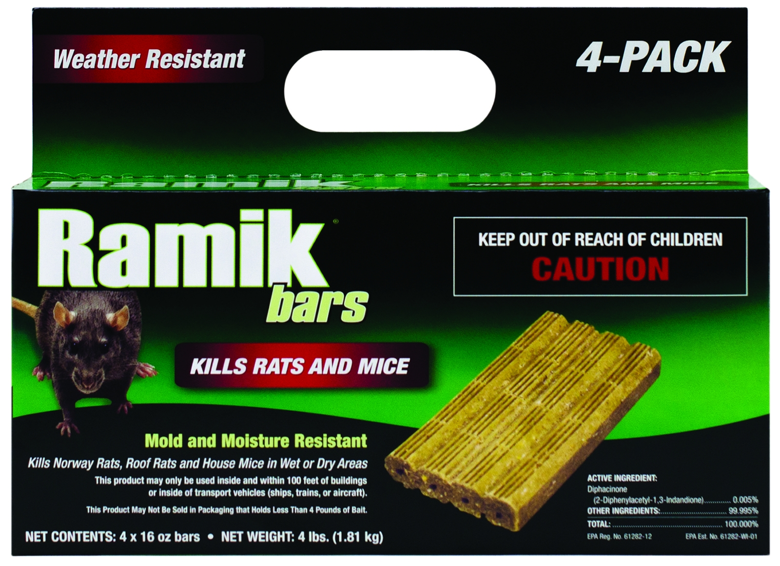 Ramik Bars Box