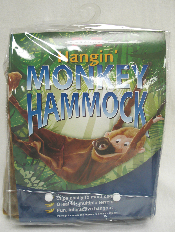 Marshall Hangin Monkey Hammock